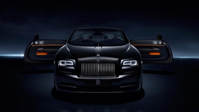 Rolls-Royce Dawn Black Badge anh 1