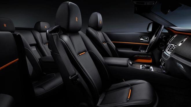 Rolls-Royce Dawn Black Badge - xe sieu sang cho dai gia tre hinh anh 7