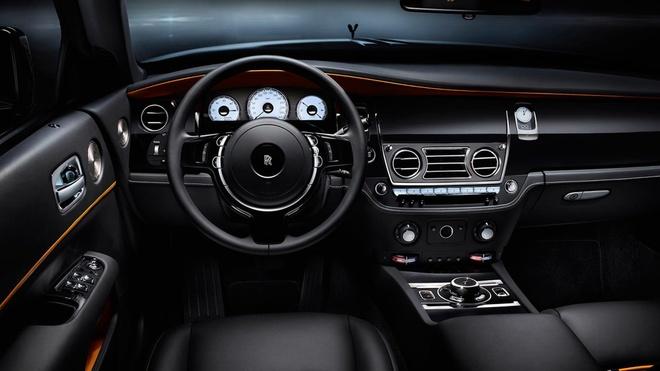 Rolls-Royce Dawn Black Badge anh 6