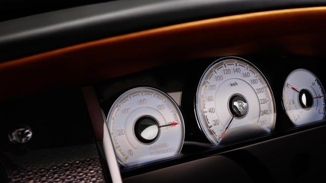 Rolls-Royce Dawn Black Badge anh 5