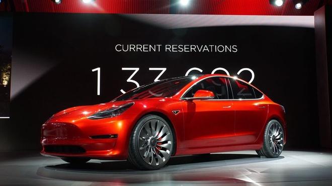 Tesla Model 3 san xuat som hon ke hoach hinh anh 1