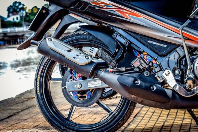 Yamaha 125ZR do hon 300 trieu dong tai Viet Nam hinh anh 6