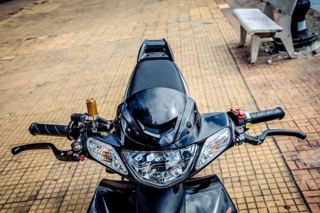 Yamaha 125ZR do hon 300 trieu dong tai Viet Nam hinh anh 2