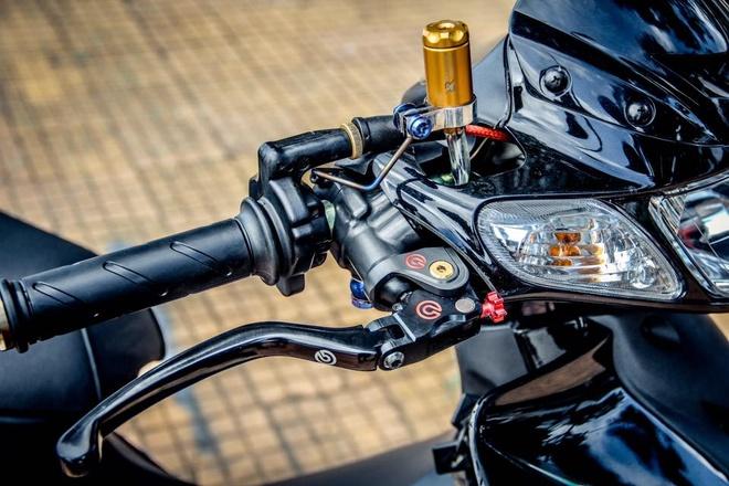Yamaha 125ZR do hon 300 trieu dong tai Viet Nam hinh anh 3