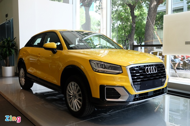 Audi Q2 gia 1,5 ty dong tai Viet Nam hinh anh