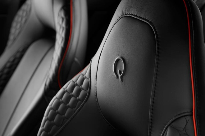 Ben trong bo phan ca nhan hoa cua Aston Martin hinh anh 8