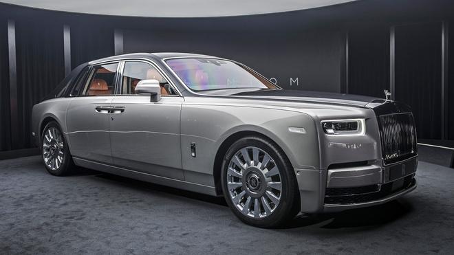 Rolls-Royce Phantom 2018: Kien tao dang cap sieu sang hinh anh