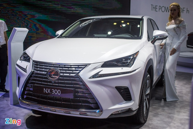 Lexus NX 2018 - crossover hang sang pha cach hinh anh