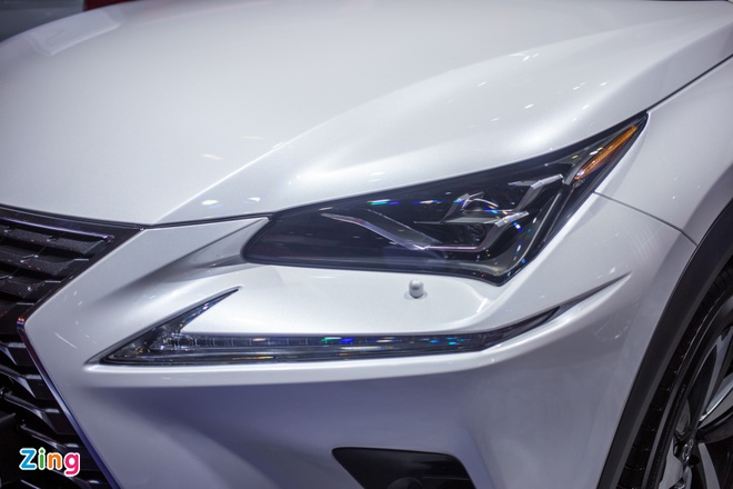 Lexus NX 2018 - crossover hang sang pha cach hinh anh 2