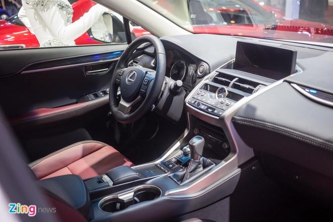 Lexus NX 2018 - crossover hang sang pha cach hinh anh 3