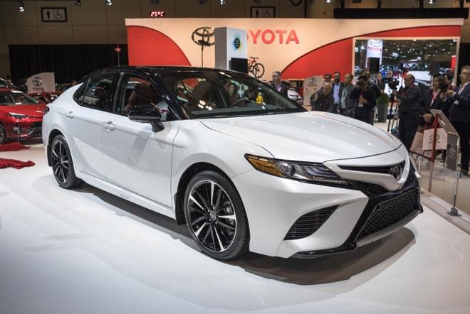 Toyota va Lexus dan dau ve chi so hai long tai My hinh anh 1