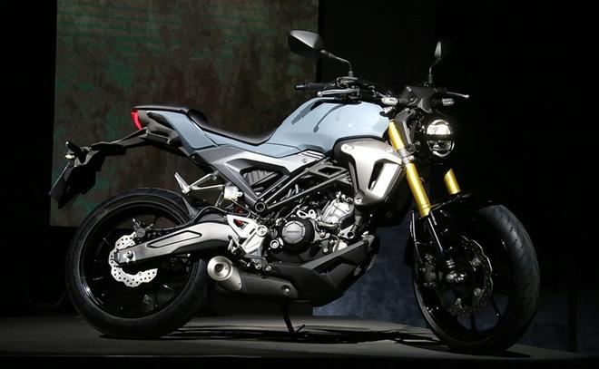 Honda gioi thieu CB150R ExMotion, gia tu 3.000 USD hinh anh