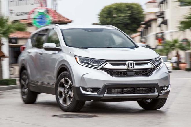 Honda Han Quoc xin loi khach hang vi CR-V hinh anh 1