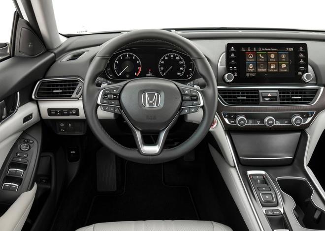 Honda Accord 2018 gia tu 23.500 USD hinh anh 2