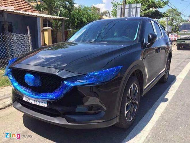 Mazda CX-5 2017 bat ngo xuat hien tai Viet Nam hinh anh