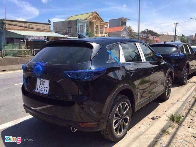Mazda CX-5 2017 bat ngo xuat hien tai Viet Nam hinh anh 2