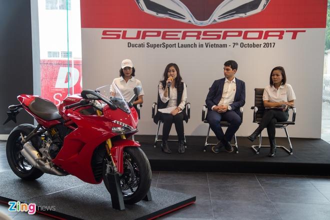 Ducati SuperSport ve Viet Nam, gia tu 514 trieu dong hinh anh 2