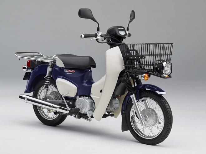 Honda Super Cub 2018 gia tu 2.070 USD hinh anh 2