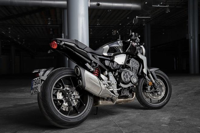 Honda CB1000R 2018 chính thức ra mắt thị trường Malaysia - Hình 2