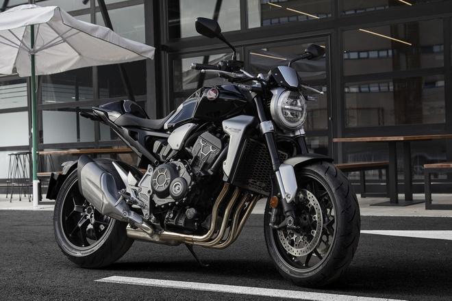 Honda CB1000R 2018 - cafe racer kieu moi hinh anh