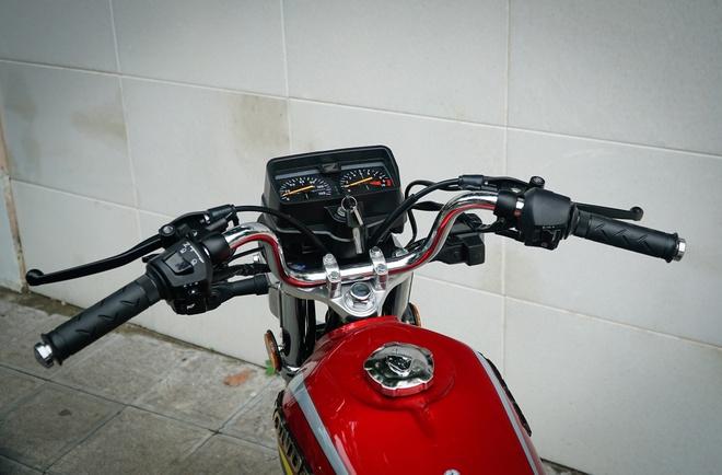 Honda CG125 gia 36 trieu dong tai Viet Nam hinh anh 4