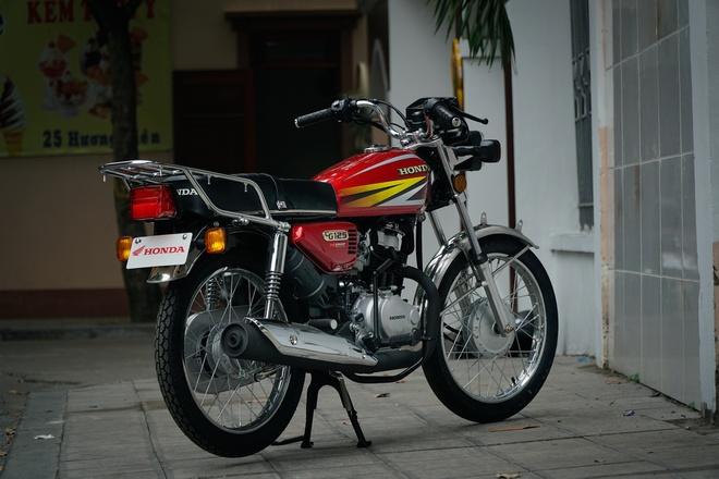 Honda CG125 gia 36 trieu dong tai Viet Nam hinh anh 8