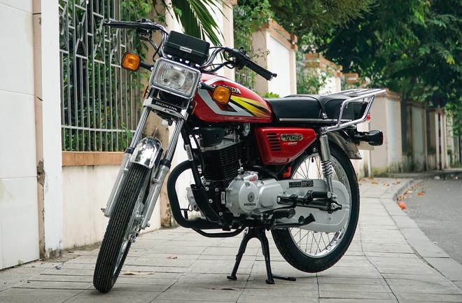 Honda CG125 gia 36 trieu dong tai Viet Nam hinh anh 1