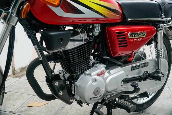 Honda CG125 gia 36 trieu dong tai Viet Nam hinh anh 7