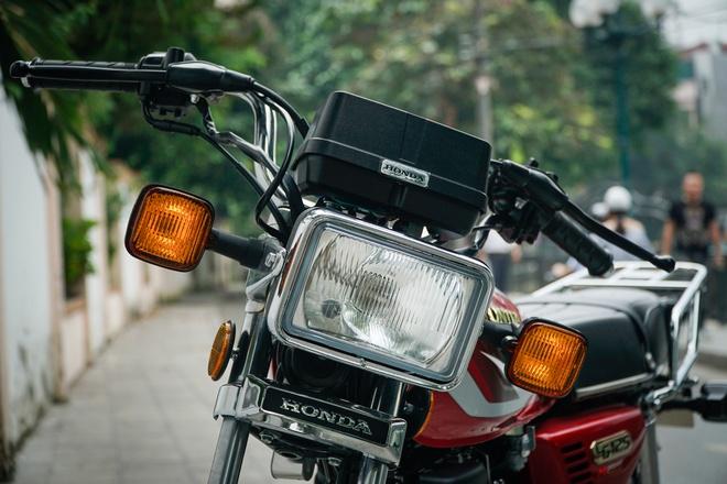 Honda CG125 gia 36 trieu dong tai Viet Nam hinh anh 2