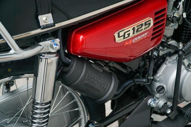 Honda CG125 gia 36 trieu dong tai Viet Nam hinh anh 6