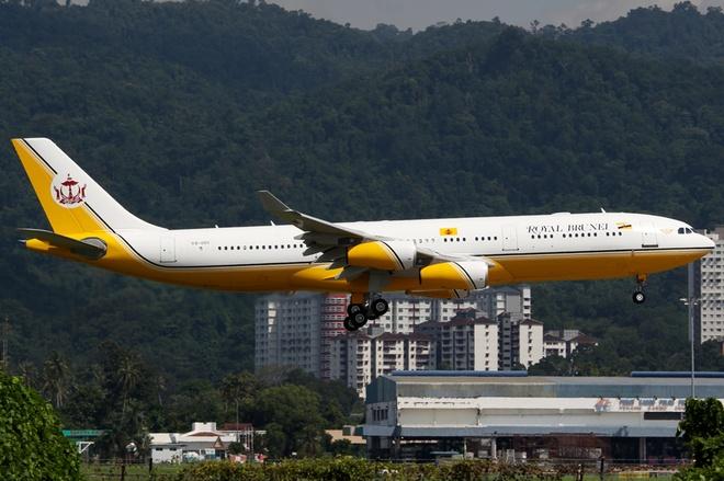 Kham pha 'cung dien bay' cua Quoc vuong Brunei hinh anh 5