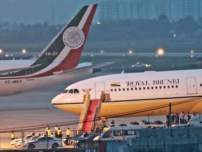 Kham pha 'cung dien bay' cua Quoc vuong Brunei hinh anh 2