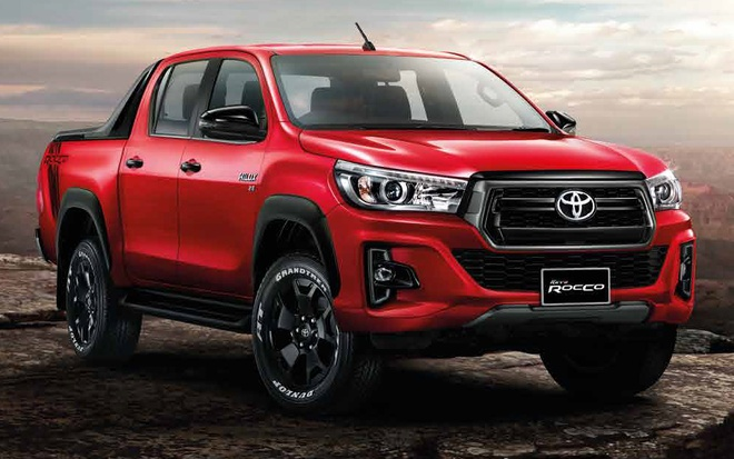 Toyota Hilux 2018 anh 1