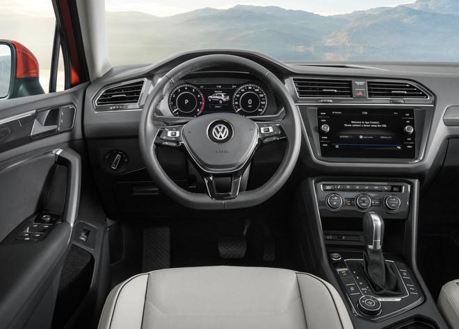 Volkswagen Tiguan Allspace gia 1,7 ty dong tai Viet Nam hinh anh 5