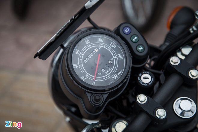 Moto co dien Kawasaki W175 dau tien ve Viet Nam hinh anh 3
