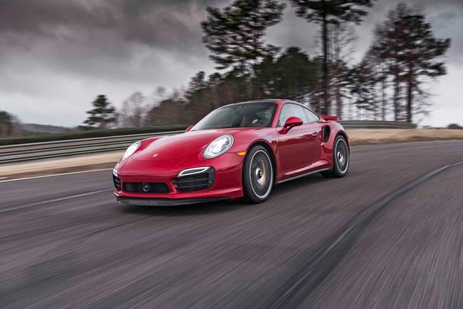 Vi sao Porsche su dung cai ten 911? hinh anh
