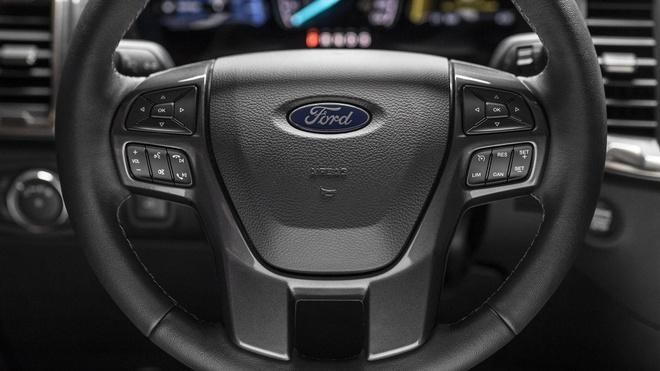 Ford Ranger 2019 ra mat, dong co EcoBoost, hop so tu dong 10 cap hinh anh 8