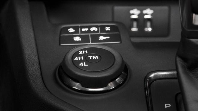 Ford Ranger 2019 ra mat, dong co EcoBoost, hop so tu dong 10 cap hinh anh 9