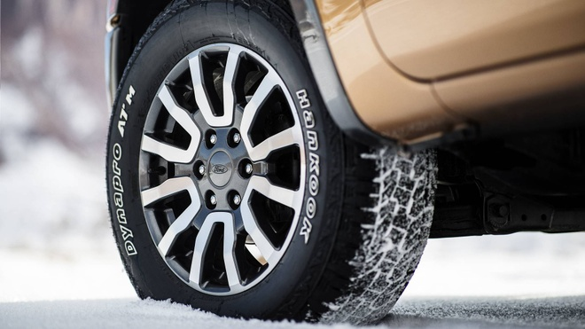 Ford Ranger 2019 ra mat, dong co EcoBoost, hop so tu dong 10 cap hinh anh 6