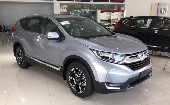 Toyota, Honda dung nhap khau xe ve Viet Nam hinh anh