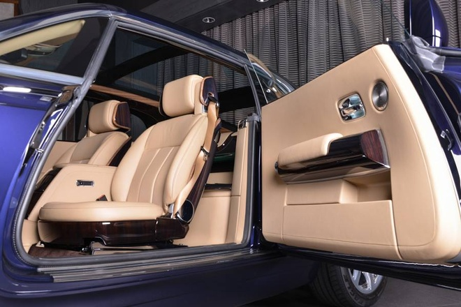 Rolls-Royce Sweptail 12,8 trieu USD xuat hien tai dai ly hinh anh 7