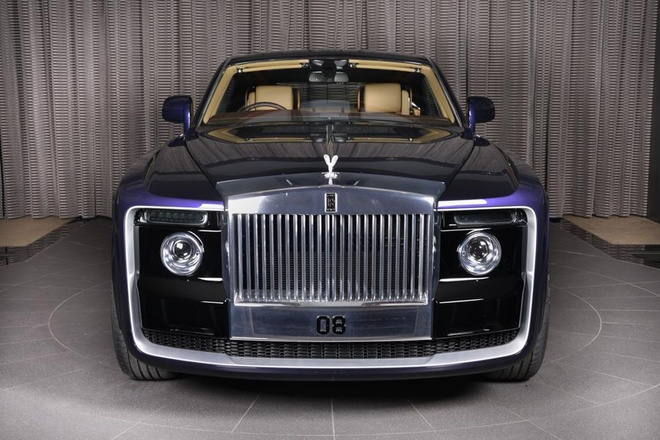 Rolls-Royce Sweptail 12,8 trieu USD xuat hien tai dai ly hinh anh