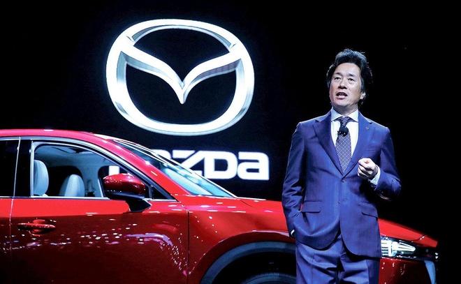 Mazda bac bo tin don sap nhap vao Toyota hinh anh 1