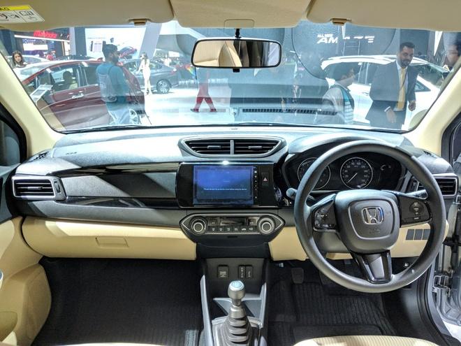 Honda Amaze - doi thu Hyundai Grand i10 sedan hinh anh 6