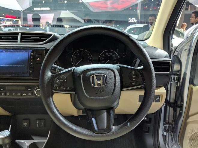 Honda Amaze - doi thu Hyundai Grand i10 sedan hinh anh 7