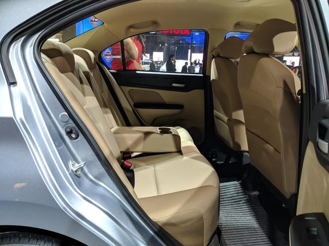 Honda Amaze - doi thu Hyundai Grand i10 sedan hinh anh 9