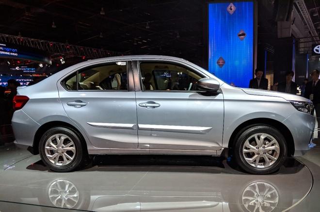 Honda Amaze - doi thu Hyundai Grand i10 sedan hinh anh 3