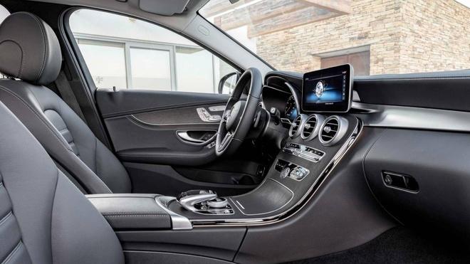 Mercedes-Benz trinh lang C-Class 2019 - ap luc len BMW 3-Series hinh anh 5
