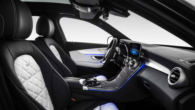 Mercedes-Benz trinh lang C-Class 2019 - ap luc len BMW 3-Series hinh anh 6