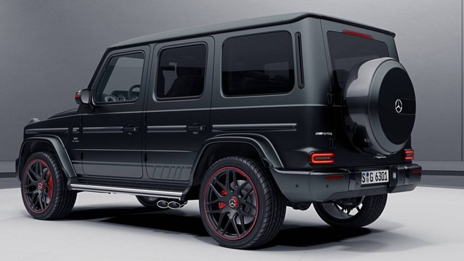 Mercedes-AMG G63 Edition 1 - SUV dia hinh 577 ma luc hinh anh 2